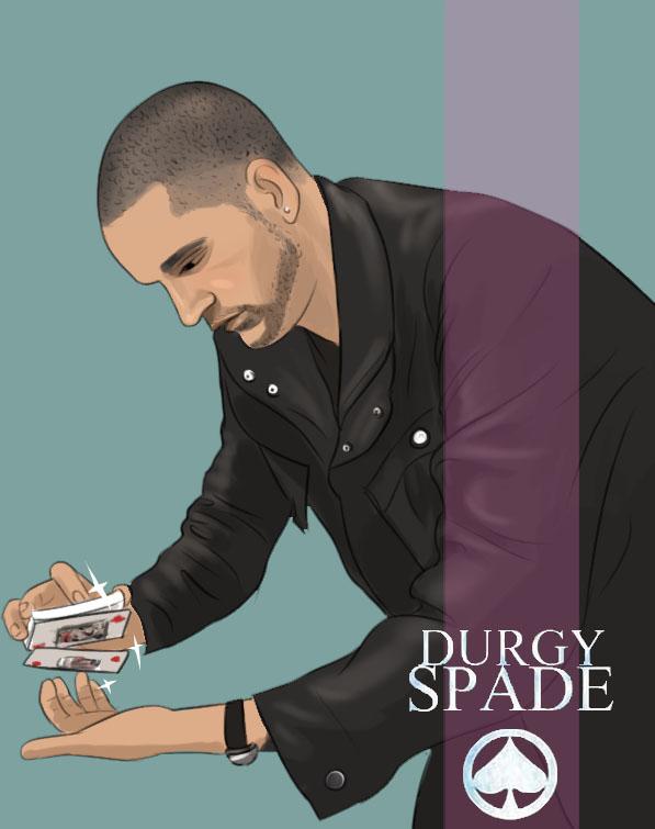 Durgy Spade Water Image